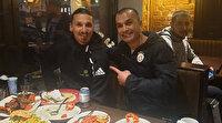 Zlatan Ibrahimovic iftar sofrasına katıldı