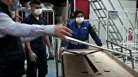 Kolombiya'da tabuta dönüşebilen hastane yatağı üretildi