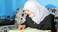 106 yaşındaki Fadime Nine Orucunu bir gün bile aksatmadı