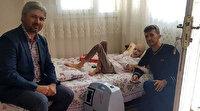 Lenf kanseri kızı için yardım isteyen babayı 'tedaviyi üstleniyoruz' diyerek dolandırdılar