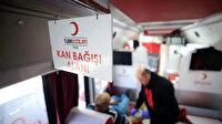 Kızılay'ın kan bağışı çağrısına taksici ve sanatçılardan tam destek