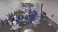 ABD'de mahkumlar tahliye edilmek için kullanılış maske koklayıp koronavirüse yakalandı