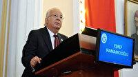 Eşref Hamamcıoğlu'ndan TFF'ye play-off önerisi