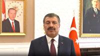 """Sağlık Bakanı Fahrettin Koca'dan """"Hemşireler Günü"""" paylaşımı"""