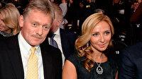 Kremlin Sözcüsü Peskov'un eşi Navka'dan koronavirüs açıklaması: Eşim virüsü işten getirdi