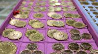 Altın yatırımı olanlar dikkat: Gram altın 384 lira seviyelerinde