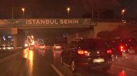 Yandex Navigasyon hafta içi akşam trafiğini analiz etti: İstanbul'da yoğunluk derecesi artıyor