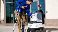 ABD'de yemek servisi için robotlar devrede: Market alışverişlerini yapacaklar