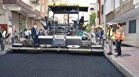 Bir mahallenin 20 yıllık asfalt sorununu Bağlar Belediyesi çözdü