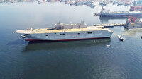 Etkileyici: Türk SİHA'ları, akıllı mühimmatlar ve yerli uçak gemisi TCG Anadolu, ABD basınında...