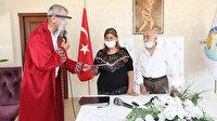 Nazik siparişiyle Türkiye'nin tanıdığı Burhan Amca, ayrıldığı eşiyle 30 yıl sonra yeniden evlendi