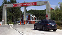 Dereköy Sınır Kapısı yaya geçişlerine kapatıldı