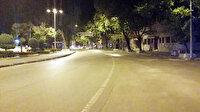 Sokağa çıkma kısıtlamasının başlamasıyla İstanbul sessizliğe büründü: Trafik yüzde 2'ye düştü