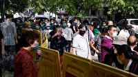 Çin'de artan koronavirüs vakaları nedeniyle 6 yetkili görevden alındı