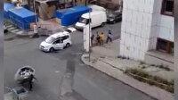Maltepe'de ekmek dağıtan fırıncılara silahlı saldırı