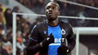 Mbaye Diagne'den Club Brugge'un paylaşımına tepki