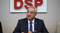 DSP Genel Başkanı Aksakal'dan CHP'ye sert sözler: Hayrola! Ayrı bir devlet mi kurdunuz?