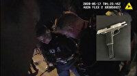 Florida'da sokak partisi düzenleyen gruba polis baskını