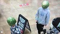 ABD'de karpuz maskesiyle büfe soygunu