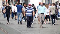 İstiklal Caddesi en kalabalık gününü yaşadı