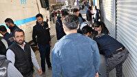 Başkentte izinsiz gösteri yapmak isteyen 12 kişi gözaltına alındı