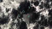 PKK'lı 4 terörist hava operasyonuyla etkisiz hale getirildi