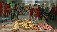 Çin'de vahşi hayvan yemesinler diye yetiştiricilere para verilecek