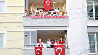 Aynı coşkuyla: 19 Mayıs Atatürk'ü Anma Gençlik ve Spor Bayramı, koronavirüs salgını nedeniyle evlerde kutlandı