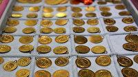 Altına yatırım yapacaklar dikkat: Gram altın 382 lira seviyelerinde