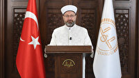 Diyanet İşleri Başkanı Erbaş'tan bazı camilerden yapılan müzik yayınına tepki: Soruşturma başlatılmıştır