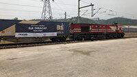 Bugün yola çıkıyor: Avrupa'ya direkt gidecek ilk ihracat treni olacak