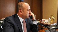 Dışişleri Bakanı Çavuşoğlu, Filistinli mevkidaşı Maliki ile telefonda görüştü
