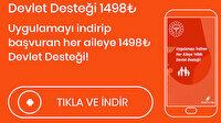 Siber dolandırıcılardan Türkiye'de her aileye bin 498 lira vaadi