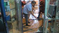 15 Temmuz Demokrasi Otogarı'nı su bastı