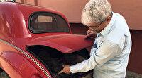 Deposu 5 litre alıyor: 1951 Model Topolino'sınagözü gibi bakıyor
