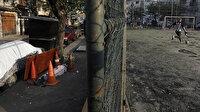 Brezilya'dan korkunç görüntüler: Cesetler 30 saat sokakta bekliyor
