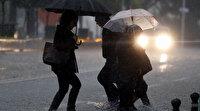 Meteorolojiden sağanak uyarısı: 5 ilde etkili olacak