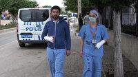 Kırıkkale'de iki doktor tekme-tokat darp edildi: Koronayı yendik ancak şiddeti yenemedik