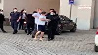 Maske uyarısını dikkate almadı, güvenlik görevlisine testereyle saldırdı