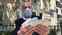 Beyoğlu'nda bayram günü yaşlı adama gasp: Polis gaspçıları yakalayarak parayı yaşlı adama teslim etti