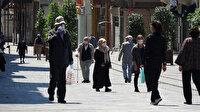 65 yaş üstü vatandaşlar sokaklara akın etti: Taksim ve İstiklal Caddesi'nde yoğunluk oluştu