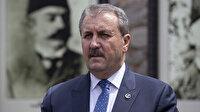 Destici, Cumhurbaşkanı Erdoğan ve siyasi parti liderlerinin bayramını telefonda kutladı