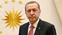 Cumhurbaşkanı Erdoğan'ndan Ramazan Bayramı mesajı