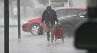 5 il için kuvvetli sağanak yağış uyarısı: Bu saatler arasına dikkat