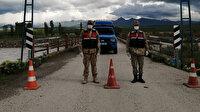 Yurt dışından gelip karantinaya girmediler: İki kişi yüzünden bir mahalle karantinaya alındı
