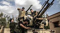 Libya Ordusu, Hafter milislerine giden 2 yakıt tankerine hava harekatı gerçekleştirdi