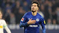 Schalke 04'te Suat Serdar sakatlığı nedeniyle sezonu kapattı