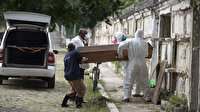 Brezilya'da koronavirüs nedeniyle ölenlerin sayısı 807 artarak 23 bin 473'e yükseldi