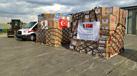 Türkiye'den Çad'a yardım eli: 'Koca Yusuf' ile sağlık malzemesi ve ambulans gönderildi