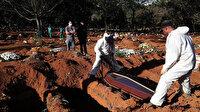 Brezilya için korkutan uyarı: Ölümler iki ayda beş katına çıkabilir